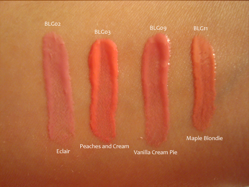 Butter Gloss by NYX Professional Makeup #17
